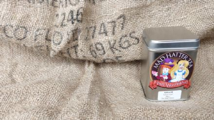 Assam Loose Leaf Mad Hatter Tea (1x50g Tin)